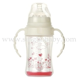 180ML Anti-explosion Wide Double-deck Bottle