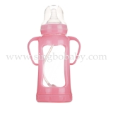260ML anti-explosion Wide Glass Bottle