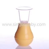 simple manual breast pump