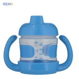 Toddler Plastic Sippy cup with handle