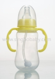 180ML Arc-shaped Standard PP Bottle